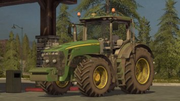 John Deere 8R New&Old Special FS17