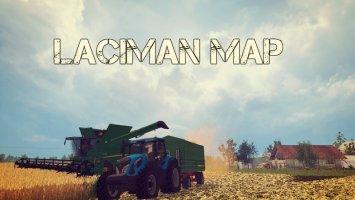 LaciMan Map LS15