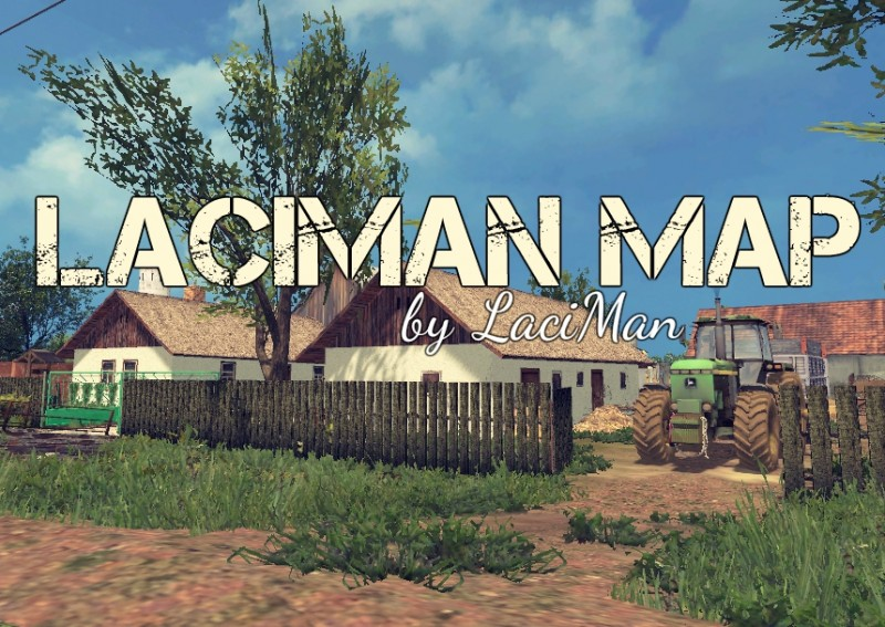 LaciMan Map LS15