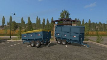 Marston ACE10 Trailers