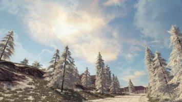 New 8K Sky – Texture FS17