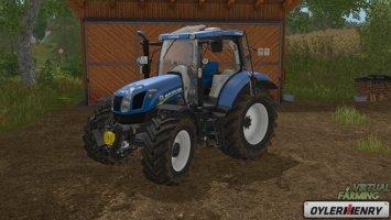 New Holland T6 FS17