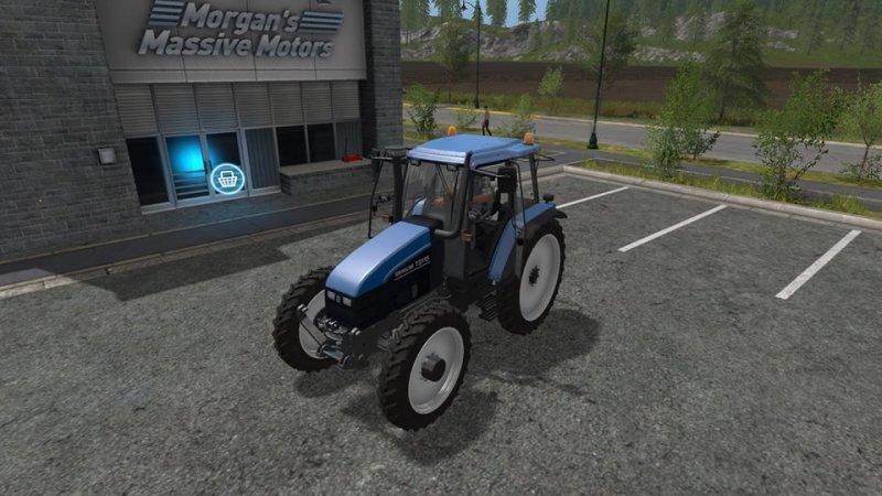 New Holland TS115 - FS17 Mod | Mod for Farming Simulator 17 | LS Portal
