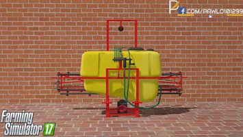 Sprayer Pilmet FS17