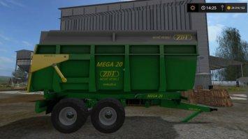 ZDT Mega 20 FS17