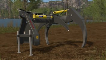 Biobeltz Log Grapple RG 200 FS17