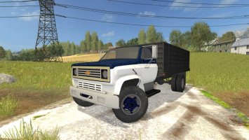 Chevy C70 Graint Truck FS17