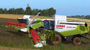 Claas Harvesters pack FS17