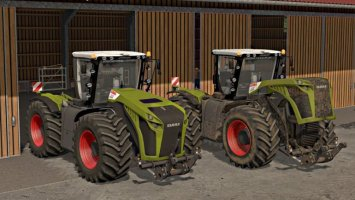 Claas Xerion 4000–5000 (3. Generation) FS17