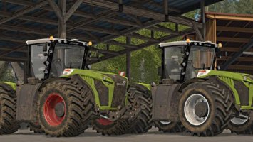 Claas Xerion 4000–5000 V3.0.0 FS17