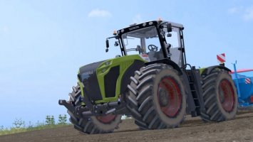 Claas Xerion New FS17