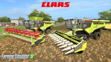 Class Lexion 795 Monster Edition