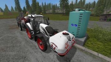 Duraplas 10K liquid Fertilizer Barrel FS17