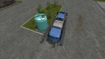 Duraplas 25K liquid Fertilizer Barrel FS17