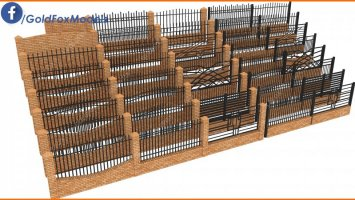 Fence pack 2 FS17