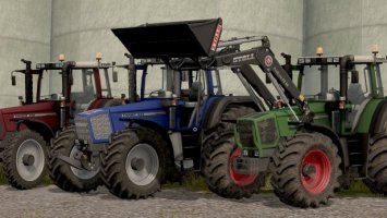 Fendt Favorit 816-824 Pack V2.0