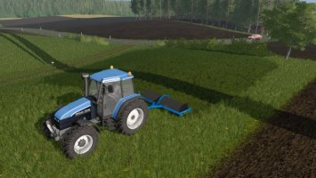 Fleming Land Roller FS17