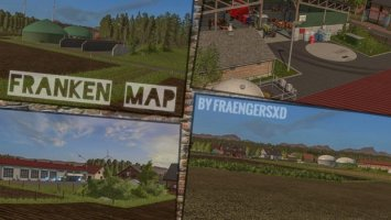 Franken Map