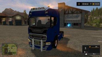 FS17 Scania S580