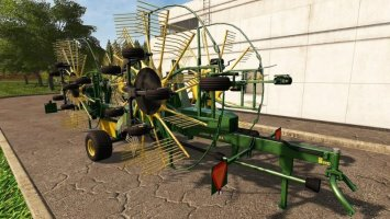 John Deere 1252 Windrower