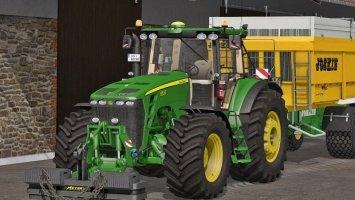 John Deere 8030 Serie v3 FS17