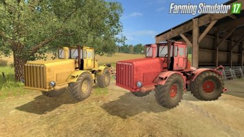 Kirovets K-700 Pack Old FS17