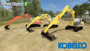 Kobelco Excavator Pack FS17