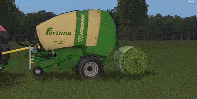 Krone fortima 10000 fs17 mod mod f r landwirtschafts simulator 17 ls portal - Englisch krone ...