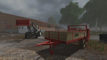Krone Optimat 3,5t FS17