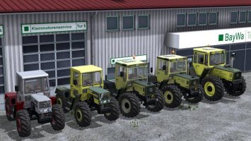 MB Trac Pack