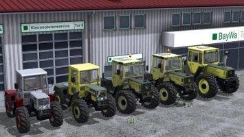 MB Trac Pack FS17