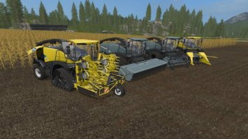 New Holland FR fs17
