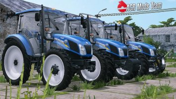 New Holland T4 FS17