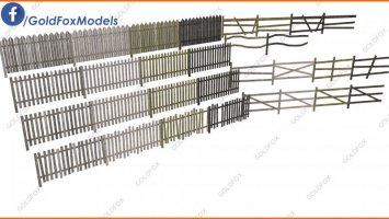 Old fences pack 3 FS17