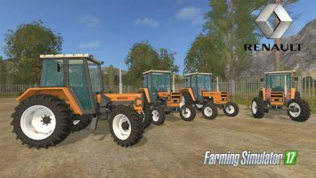 Renault Pack 751s, 751-4s, 781s, 781-4s FS17