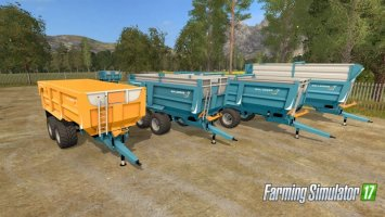 Rolland RollSpeed Tippers Pack V1.1
