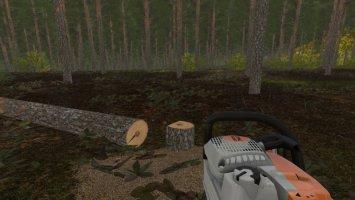 Sawdust Mod v1.1