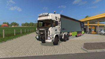 Scania Agro Truck V2 FS17