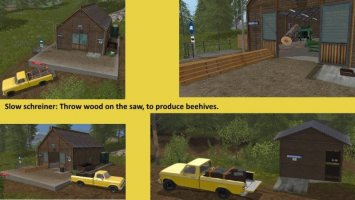 Slow bee pack FS17