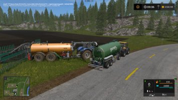 Slurry pack FS17 v2