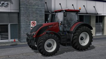 Valtra S Series FS17