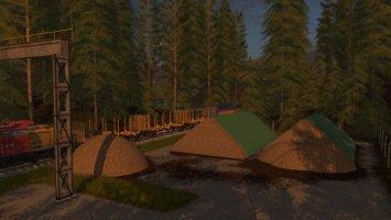 Woodchip Heap FS17