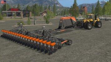 Amazone 20 Row Unit Planter FS17