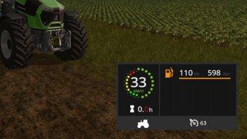 Better Fuel Usage v3.6.1.0 FS17