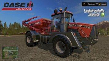CaseIH Titan 4540 FS17