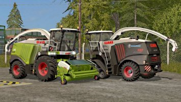 Claas Jaguar 900 Series V2 Beast Pack FS17