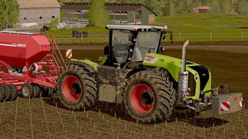 Claas Xerion 4500/5000 (2009-2013)