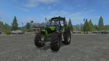 Deutz Fahr Agrotron 165mk3 FS17