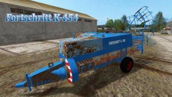 Fortschritt K-454 FS17