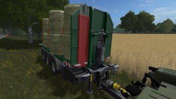 ITRunner Bale- and Logcontainer v2.0.0.3